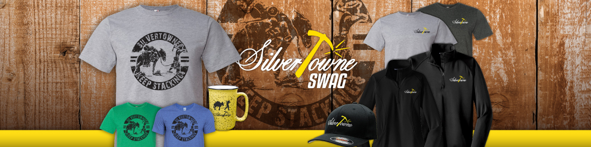 SilverTowne Branded Apparel Items
