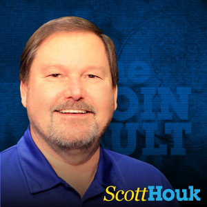 Host: Scott Houk, The Coin Vault Coin Television Show