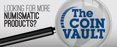 The Coin Vault - For More Numismatic Products