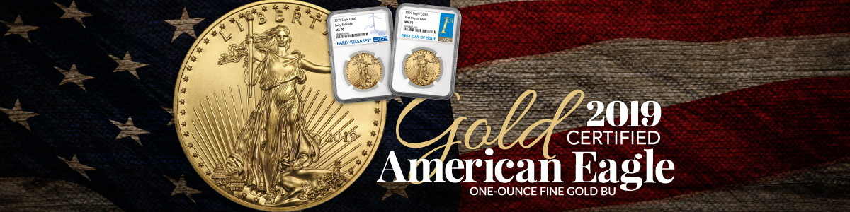 2019 Gold American Eagle Coins