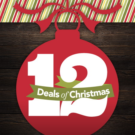 12 Deals Of Christmas Countdown