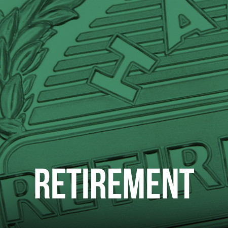 Retirement Recognition for Employees