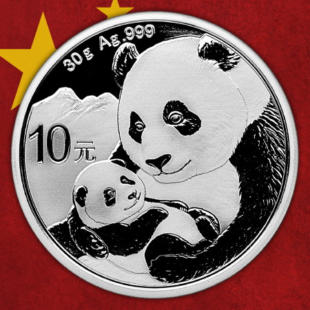 China Silver Coins & Bullion