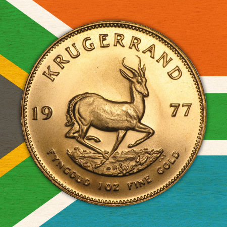 South Africa Gold Coins & Bullion