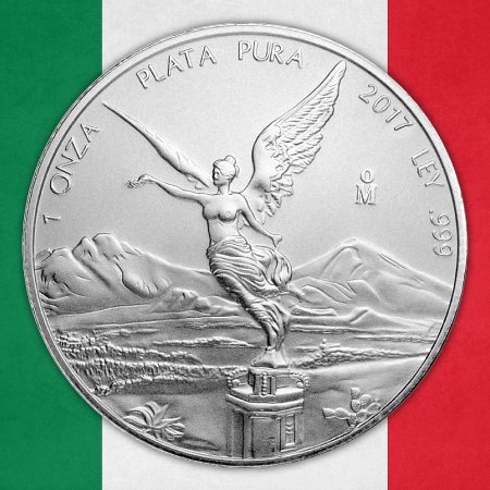 Mexico Silver Coins & Bullion