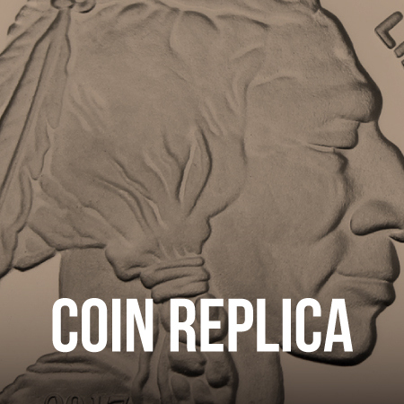 Coin Replica Silver Bullion
