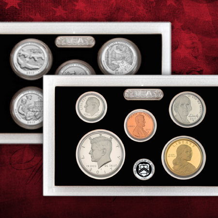 United States Mint Annual Sets
