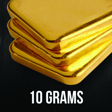 10 Gram Gold Bullion Bars