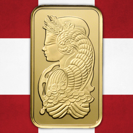 Switzerland Gold Coins & Bullion