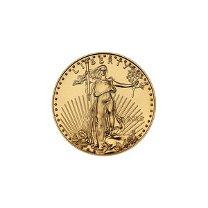 2020 Gold American Eagle Tenth Ounce BU Gold Coin