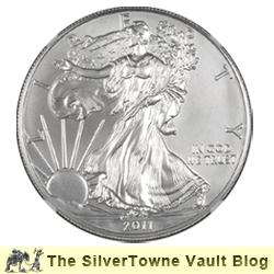 They're Back! The Return of SAE W UNCirculated Burnished Silver Dollars