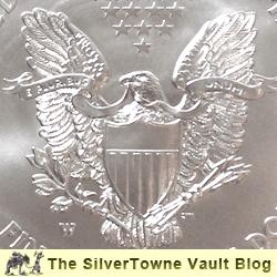 2012 W Burnished Silver American Eagles Released