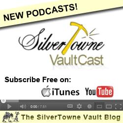 SilverTowne Vault Cast – Stay Informed with Brand New Podcasts!