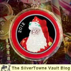 Beautiful Christmas Ornaments and other Gift Ideas from SilverTowne
