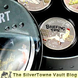 Collect WWII Nose Art with Unique Silver Coins