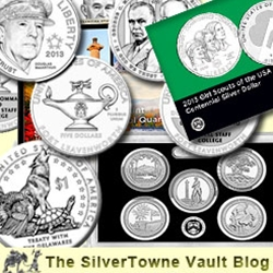 United States Mint 2013 Coin Releases - Preliminary Schedule