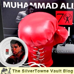 A Knock-Out For Your Collection – The Muhammad Ali Commemorative Coin