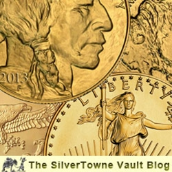 Strike Gold with 2013 Releases of Popular Gold American Eagles and Buffalos