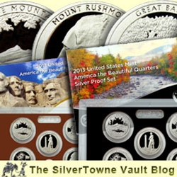 2013 ATB Quarter Proof Sets – in Silver or Clad