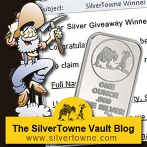 Congratulations Year One Silver Giveaway Winners!