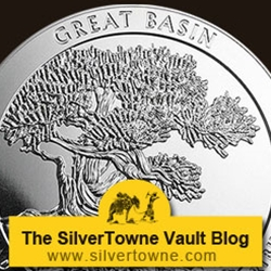 2013 P Great Basin National Park 5oz Silver Coins
