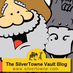 Introducing SilverTowne Vault Toons – Laugh Along With Pete!