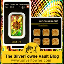 Argor-Heraeus Gold Bars – Featuring KINEBAR® Security Technology