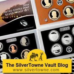 2014 United States Mint Silver Proof Set Available Now