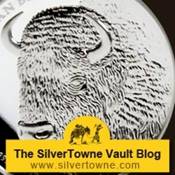 American Buffalo High Relief Silver Coin from the Perth Mint – Another SilverTowne Exclusive!