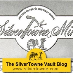 SilverTowne Mint .999 Silver Bar – Another Great Exclusive Design for Your Silver Stacks