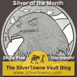 Pledge of Allegiance 1oz .999 Silver Medallion – The June 2015 Silver of the Month
