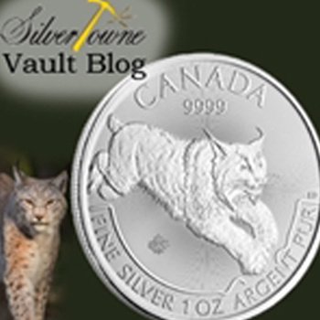 Capture the Elusive 2017 Canadian Lynx Silver Bullion Coin Today