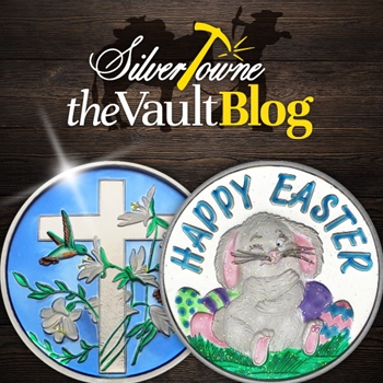 Hopping Down the Bunny Trail: Easter Bullion