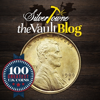 100 Greatest U.S. Coins Series: 1909-S VDB Lincoln Cent