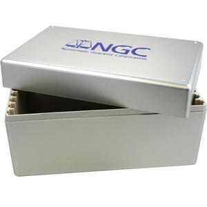 NGC Plastic Storage Box for NGC Multi Coin Slabs