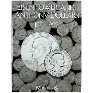 Harris Eisenhower Susan B Anthony Folder 1971-1999