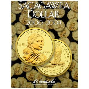 Harris 2000-2004 Sacagawea P and D Folder