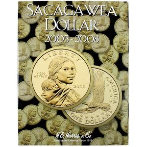 Harris 2005-2008 Sacagawea P and D Folder