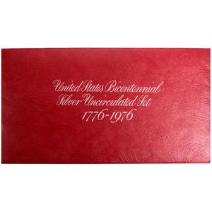 1776-1976 OGP Envelope for United States Mint Bicentennial Silver Uncirculated Set