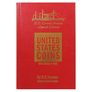 A Guide Book of United States Coins 55th Edition