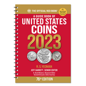 2020 The Official Red Book Guide of U.S. Coins Spiral Bound