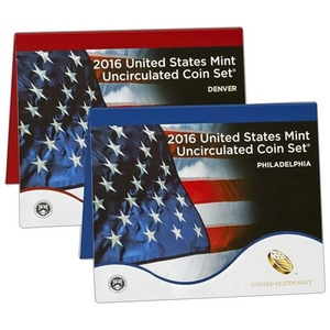 2016 United States Mint Set