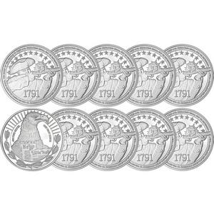 Buy Silver & Gold Coins + Bullion, Coin Dealer | SilverTowne
