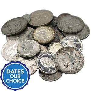 90% Silver Coin Grab Bags | SilverTowne