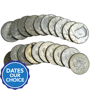 40% Silver Coins $10 Face Value