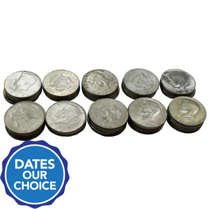 40% Silver Coins $25 Face Value