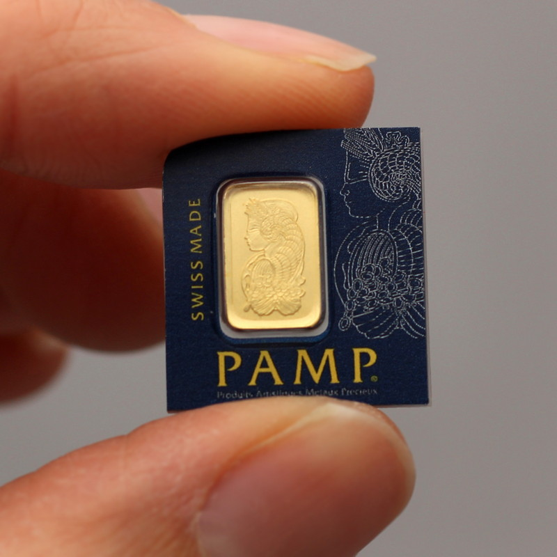 Pamp Suisse Gold Bar Secondary Market