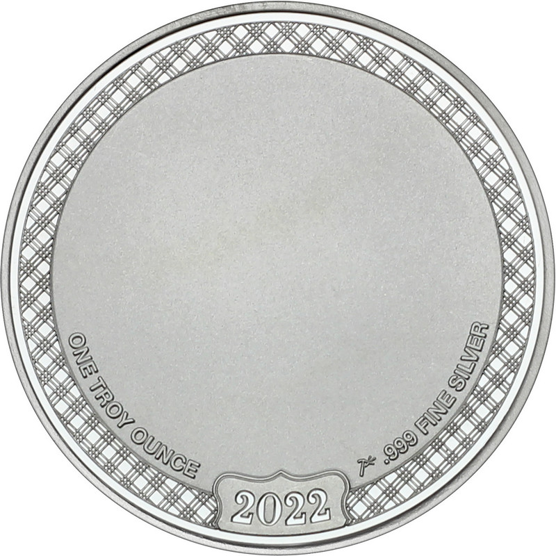 2019 One 1 Ounce Round .999 Pure Silver FIRST COMMUNION