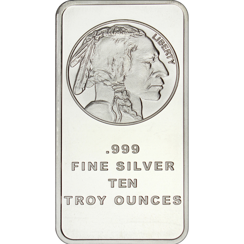 How Much Is 10 Troy Ounces Of 999 Silver Worth August 2019