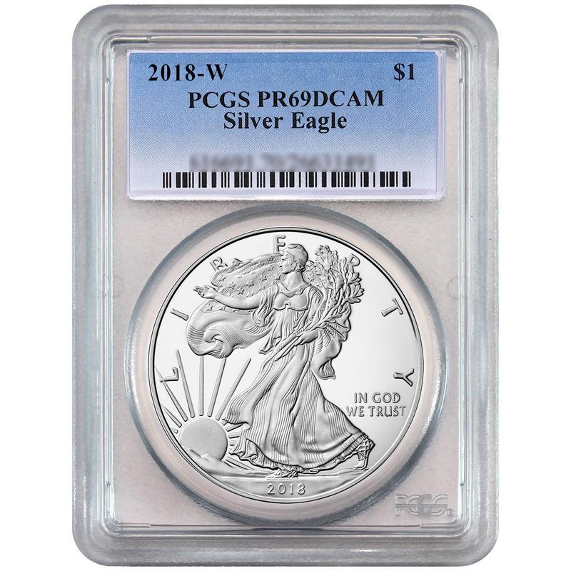 1999-P Yellowstone Silver Commemorative Dollar PR69DCAM PCGS Proof 69 Deep Cameo